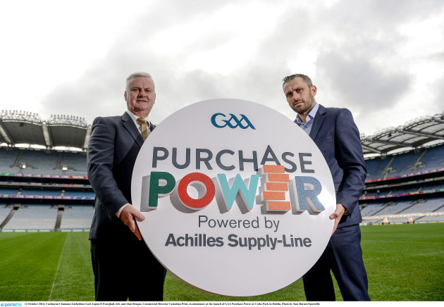 Launch of GAA Purchase Power
