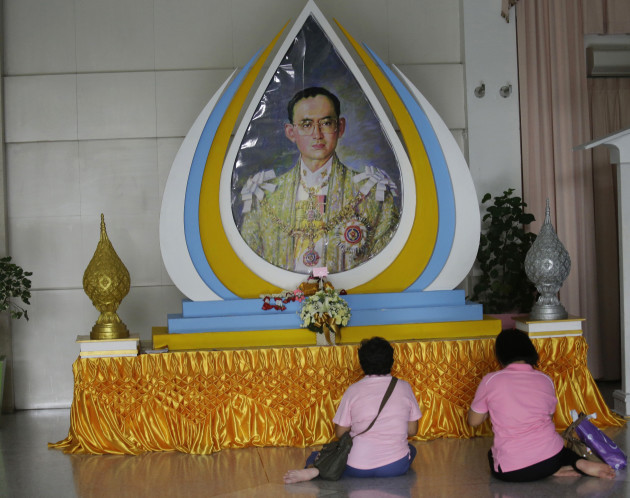 Thailand King's Health