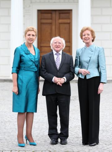 President of Ireland anniversary