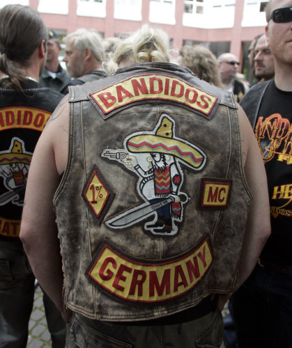 Hells Angels - Bandidos - Germany
