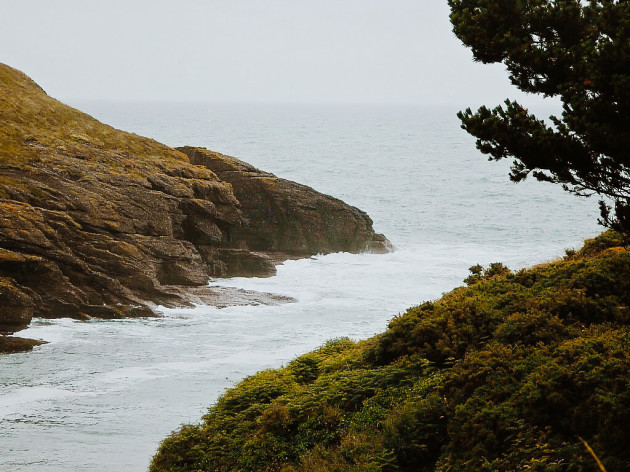 Portally Cove, Dunmore East, Co. Waterford