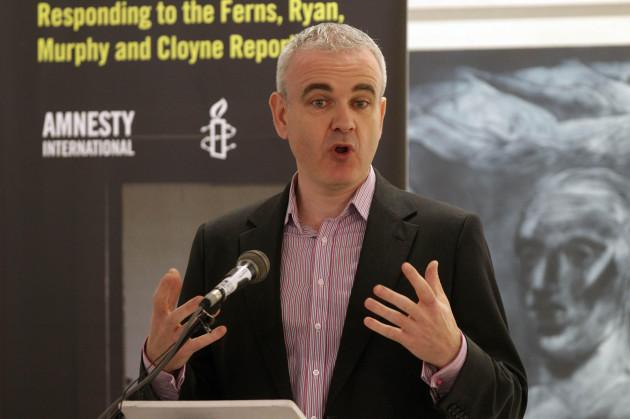 Amnesty International Ireland report launch
