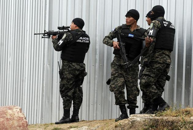 Honduras Violence