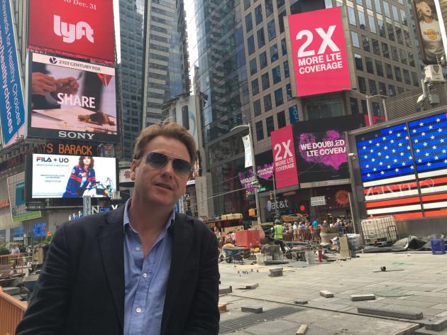 Agenda - David McWilliams in NY