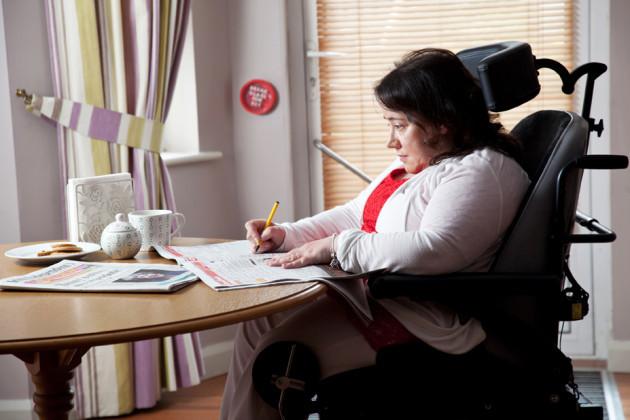 Irish Wheelchair Association - IWA - Pre Budget 2016