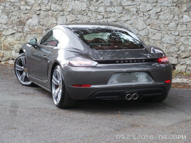 If I Had The Money Id Buy A Porsche 718 Cayman S