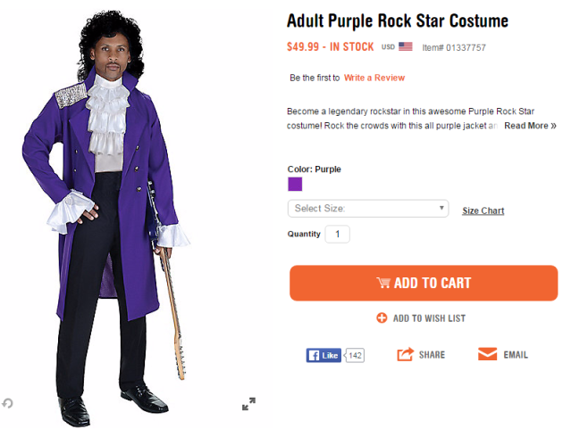 adultpurplerock star