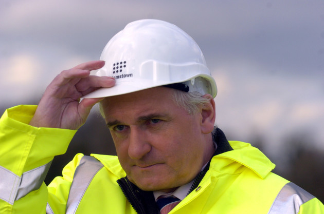 ADAMSTOWN CONSTRUCTION BEGINS INDUSTRY HARD HATS