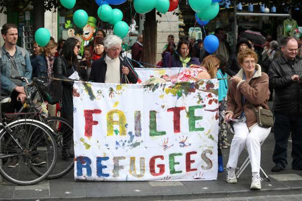 Failte refugees
