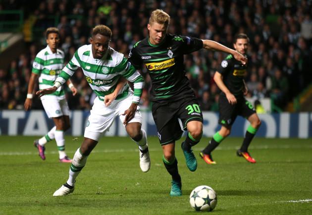 Celtic v Borussia Monchengladbach - UEFA Champions League - Group C - Celtic Park