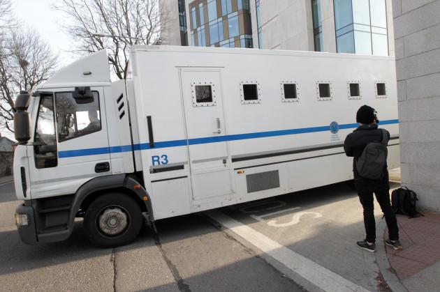 14/3/2016 David Drumm Court Cases