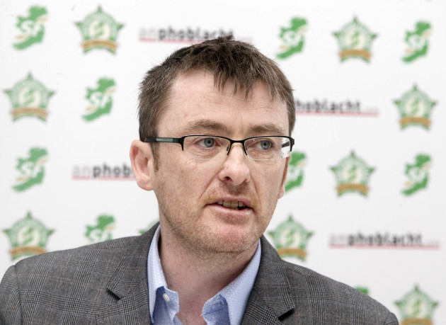 30/9/2016. Sinn Fein Capital Investment Proposals