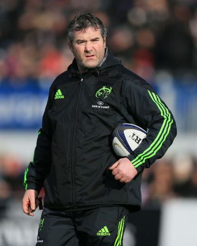 Anthony Foley funeral