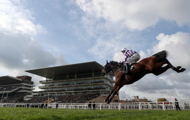 Cheltenham Races - The Showcase - Day One