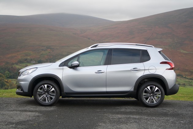 review the peugeot 2008 suv is classy and understated but how does it drive. Black Bedroom Furniture Sets. Home Design Ideas