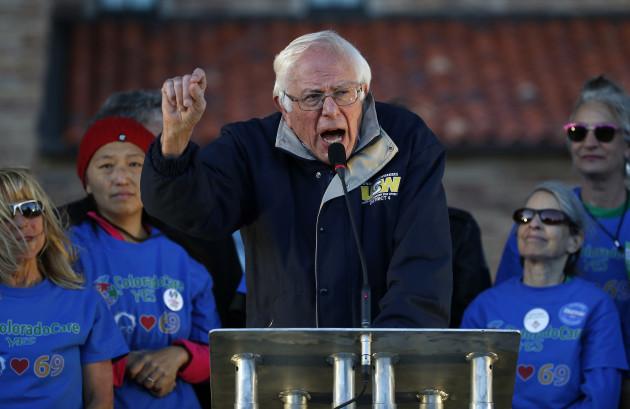 Election Vermont Sanders