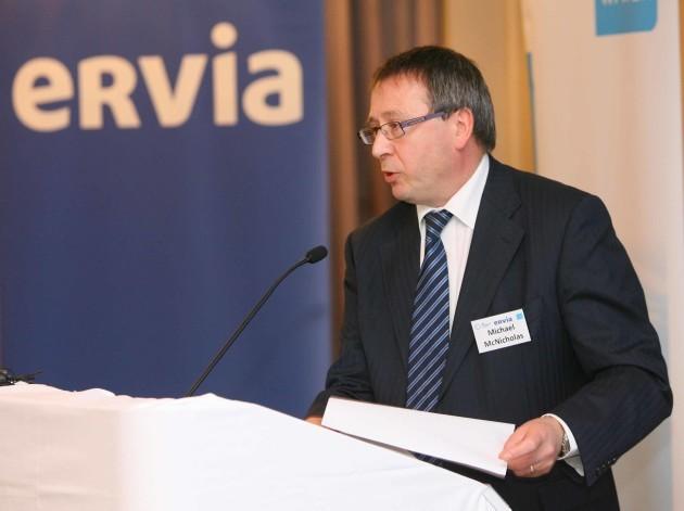 Michael McNicholas CEO of