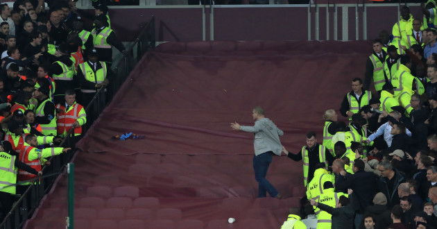 West Ham United v Chelsea - EFL Cup - Round of 16 - London Stadium