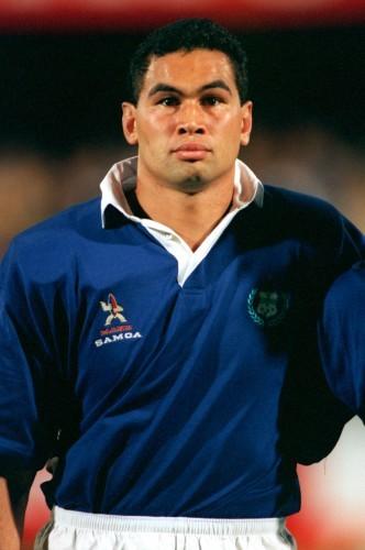 Rugby Union - 1999 World Cup - Pacific Qualifying Zone - Brisbane, Australia - Western Samoa v Australia