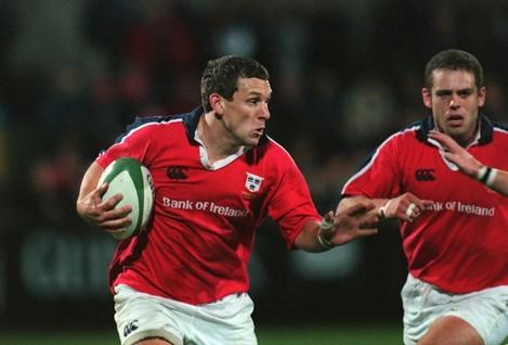 Jason Holland and Dominic Crotty