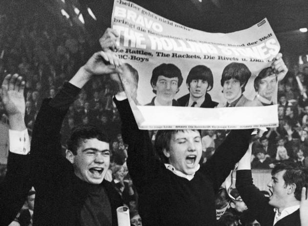 Berlin Rolling Stones