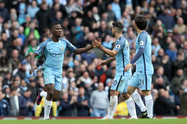 Manchester City v Southampton - Premier League - Etihad Stadium