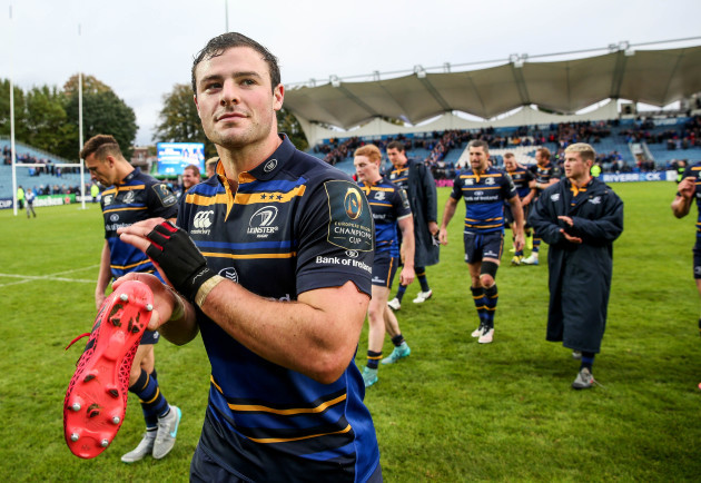 Robbie Henshaw after the game