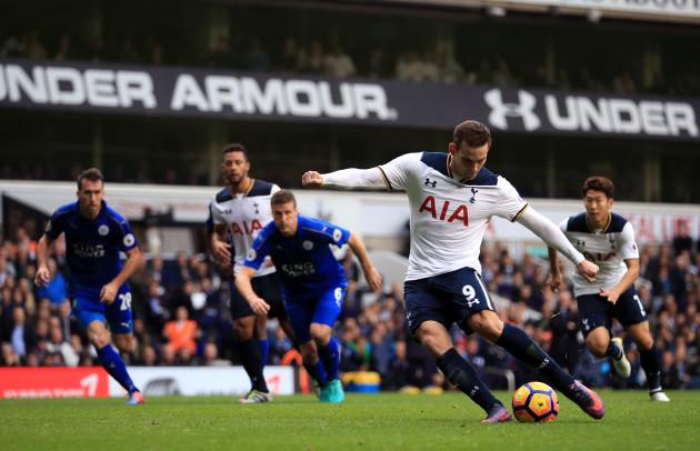 Tottenham Hotspur v Leicester City - Premier League - White Hart Lane