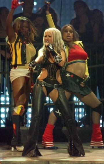 MTV - Christina Aguilera