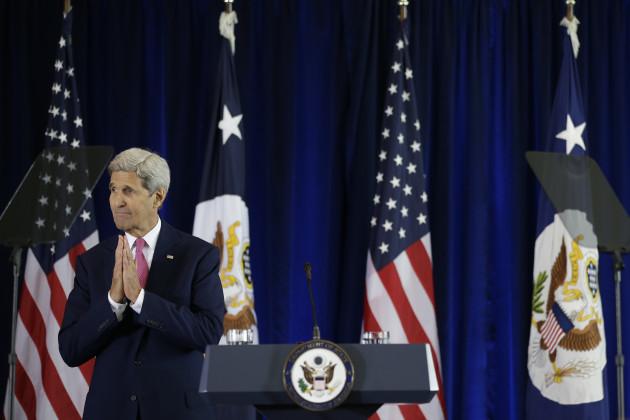 US Iran Kerry