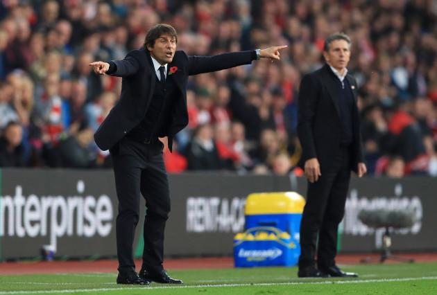Southampton v Chelsea - Premier League - St Mary's Stadium