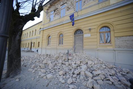 Italy Quake