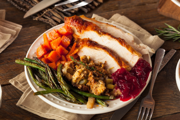 Here S Why Christmas Dinner Gives You A Food Coma Thejournal Ie
