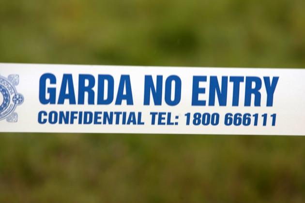Gardai in Portarlington Co Laois are investigating