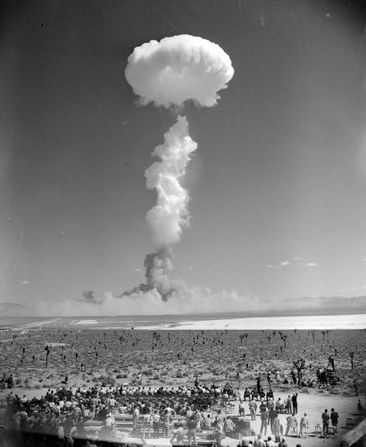 Nuclear 09 Test Ban II