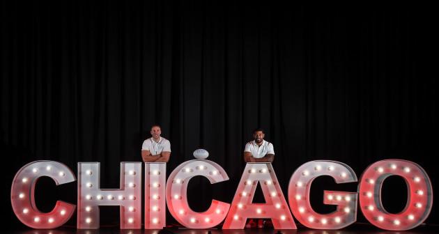 AIG Chicago Launch Event