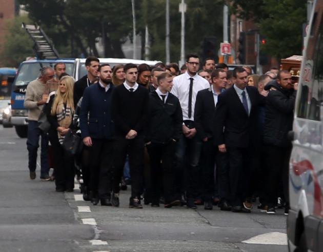 6/10/2015 Gary Hutch Funerals Scenes