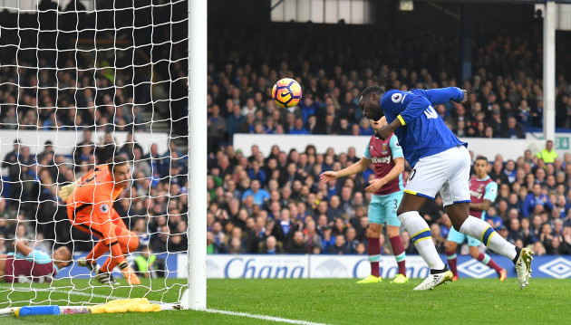 Everton v West Ham United - Premier League - Goodison Park