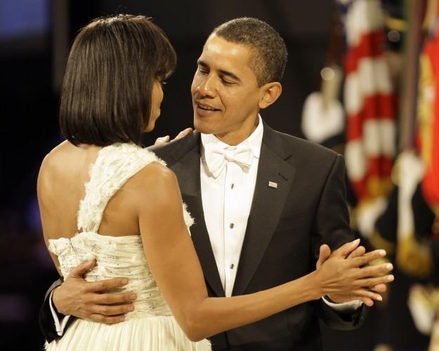 Obama Inauguration Home States Ball