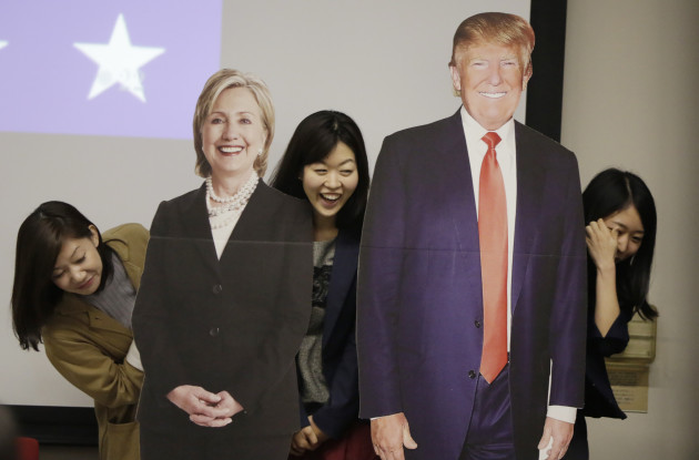 Japan US Campaign 2016 Debate