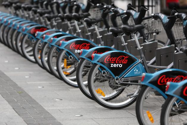 2/7/2014. Dublin City Rental Bicycles