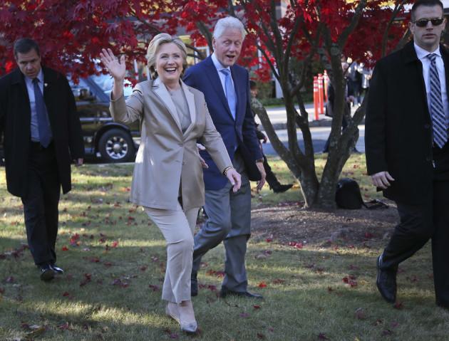 2016 Election Clinton
