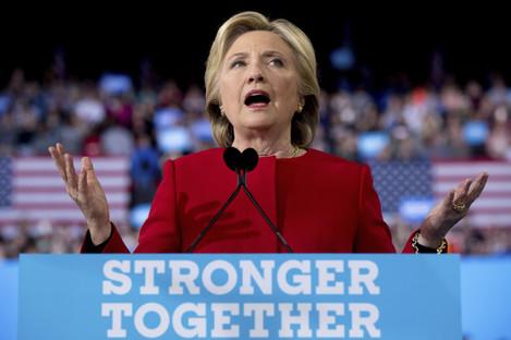 Election 2016 Clinton