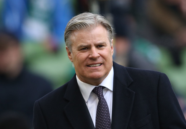 Brett Gosper Chief Executive World Rugby 1/3/2015
