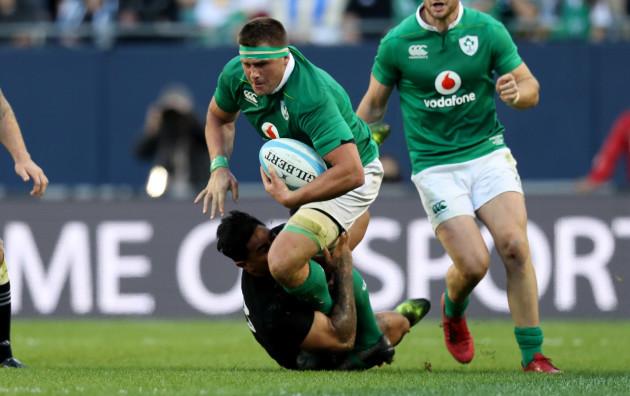 Ireland's CJ Stander