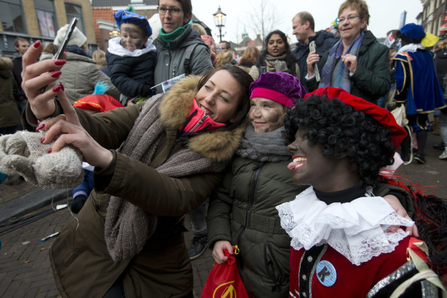 netherlands holiday controversy - Black People Christmas