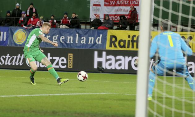 Soccer WCup 2018 Austria Ireland