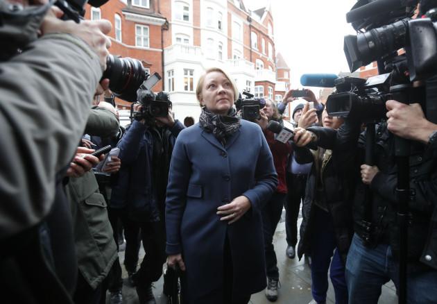 Julian Assange extradition