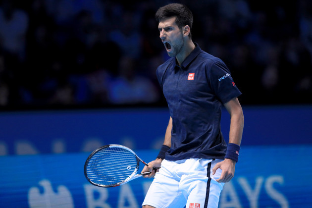Barclays ATP World Tour Finals - Day One - The O2
