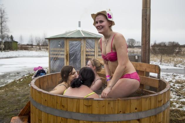 Estonia Sauna Marathon
